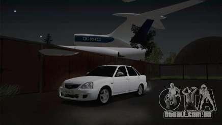 Lada 2170 para GTA San Andreas