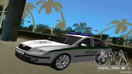 Skoda Octavia 2005 para GTA Vice City