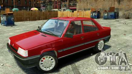 Renault 9 Broadway para GTA 4