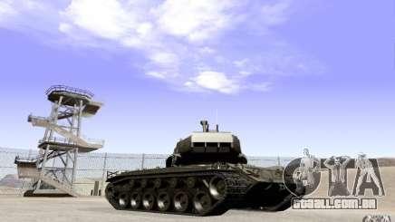 T26 E4 Super Pershing v1.1 para GTA San Andreas