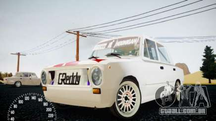 Vaz-2101 Drift Edition para GTA 4