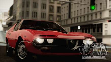 Alfa Romeo Montreal 1970 para GTA San Andreas