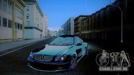 Mercedes-Benz CLK 55 AMG Coupe para GTA San Andreas