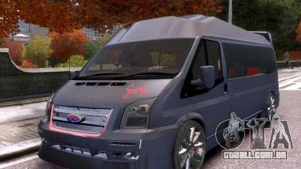 Ford Transit Sport Edition RV 2013 para GTA 4