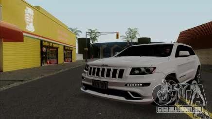 Jeep Grand Cherokee SRT-8 2013 para GTA San Andreas