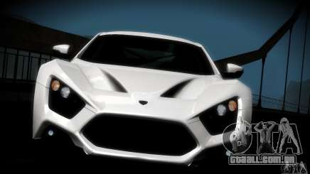 Zenvo ST1 2010 para GTA San Andreas