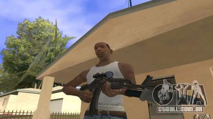 AK 103 para GTA San Andreas