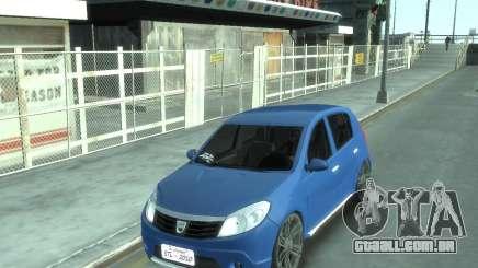 Renault Sandero v1.0 para GTA 4