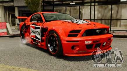 Ford Mustang GTR para GTA 4
