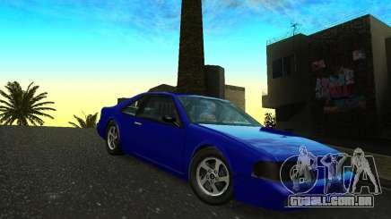 Khord ThunderWing para GTA San Andreas