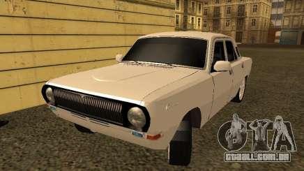 GAZ 24-10 Volga branco para GTA San Andreas