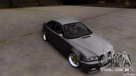 BMW 3-er E46 Dope para GTA San Andreas