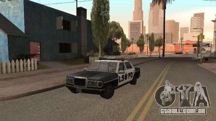 Admiral LSPD para GTA San Andreas
