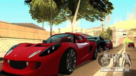 Lotus Exige 240R para GTA San Andreas