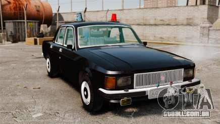 FBI Gaz-3102 para GTA 4