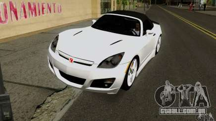 Saturn Sky Red Line 2007 v1.0 para GTA San Andreas