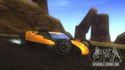 Guarda para GTA San Andreas