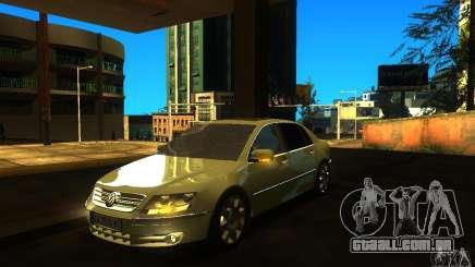 Volkswagen Phaeton 2005 para GTA San Andreas