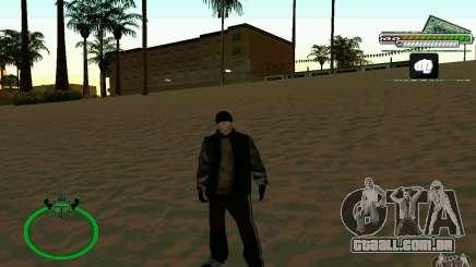 Bomje & Gop para GTA San Andreas