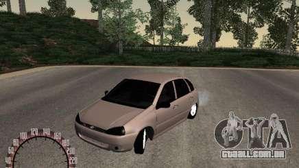 LADA 1119 para GTA San Andreas