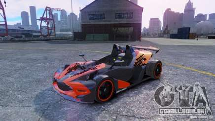 KTM X-BOW Body Kit Final para GTA 4