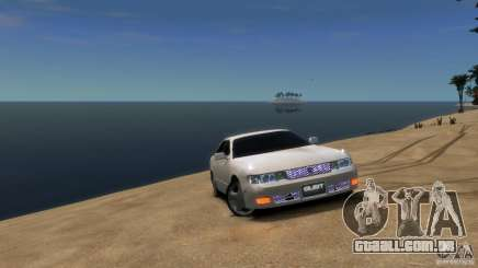 Toyota Chaser x90 para GTA 4
