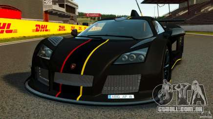 Gumpert Apollo Enraged 2012 para GTA 4