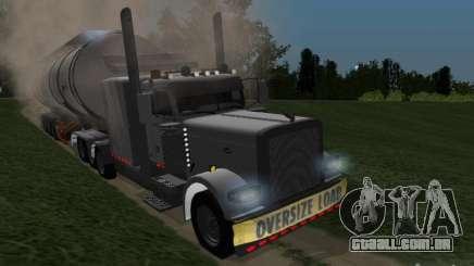 Peterbilt 389 2009 para GTA San Andreas