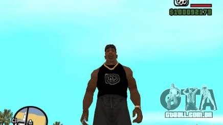 Mike Rammstein para GTA San Andreas