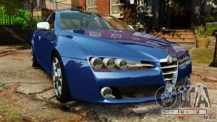 Alfa Romeo 159 TI V6 JTS para GTA 4