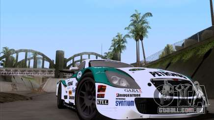Lexus Sc430 branco para GTA San Andreas