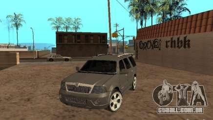 Lincoln Navigator 2004 para GTA San Andreas