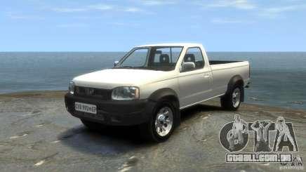 Nissan NP300 para GTA 4