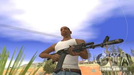 AK 101 para GTA San Andreas