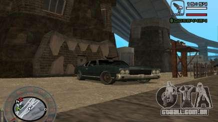 New Sabre para GTA San Andreas