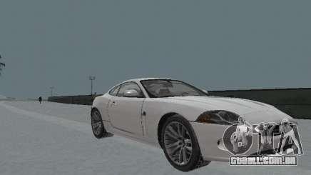 Jaguar XK para GTA San Andreas