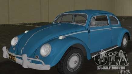 Volkswagen Beetle 1963 para GTA Vice City