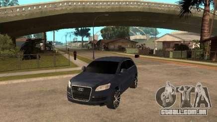 Audi Q7 para GTA San Andreas