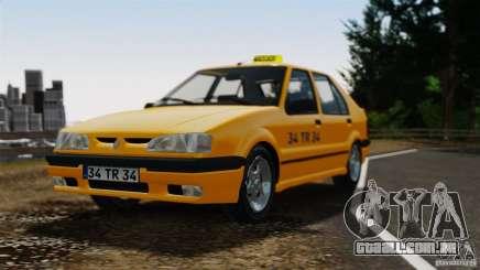 Táxi Renault 19 para GTA 4