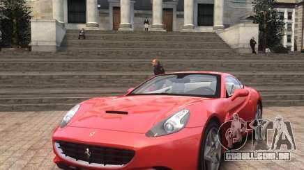 Ferrari California 2009 para GTA 4