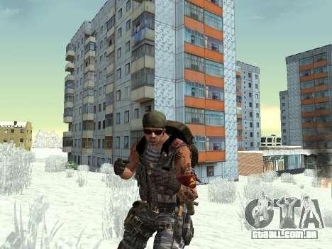 Commando para GTA San Andreas sétima tela