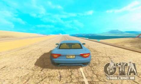 Cool SkyBox para GTA San Andreas segunda tela