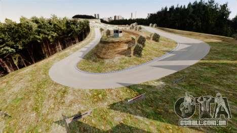 Nova localização Ebisu West para GTA 4 por diante tela