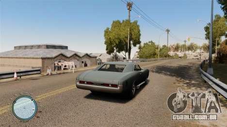 Velocímetro AdamiX v4 para GTA 4 segundo screenshot