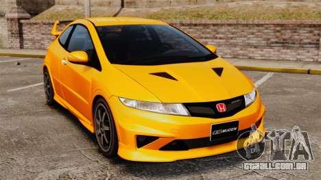 Honda Civic Type-R (FN2) para GTA 4