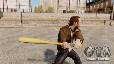 Novo taco de beisebol para GTA 4 segundo screenshot