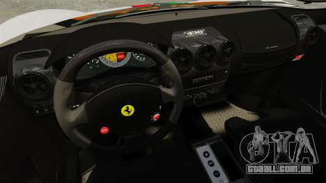 Ferrari F430 Scuderia 2007 Italian para GTA 4