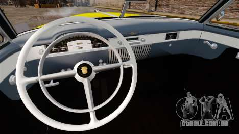 Cadillac Series 62 convertible 1949 [EPM] v2 para GTA 4 vista interior