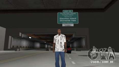 GTA United 1.2.0.1 para GTA San Andreas twelth tela