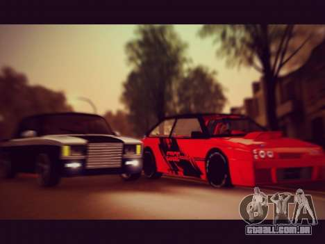 VAZ 21093 diabo para GTA San Andreas